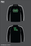 Mansfield Wolverines Long-Sleeve Hybrid Performance Shirt - QWMeFt