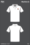 Machine Q Men's Polo - MJzjEM