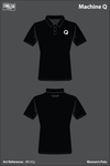 Machine Q Women's Polo - dRL9Zy