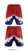 McHenry AllStars Athletic Shorts - 34xJRa