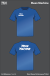 Mean Machine Kickball Short Sleeve Performance Shirt - NxznSb