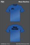 Mean Machine Kickball Short Sleeve Performance Shirt - z58Gqw