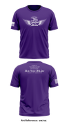 Miles of Smiles for Micala Store 1 Short-Sleeve Hybrid Performance Shirt - 4HkTVE