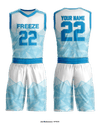 Minnesota Freeze Basketball Uniform -ny5ScS
