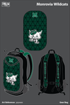 Monrovia High School Gear Bag - pqwaez