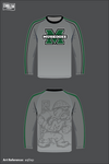 Muskogee High School Long-Sleeve Performance Shirt - aqfJxp