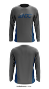NDC, Inc. Store 1 Long Sleeve Hybrid Performance Shirt - LuTvR4