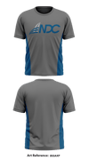 NDC, Inc. Store 1 Short Sleeve Hybrid Performance Shirt - b55axP