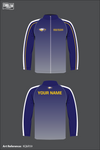 Naples High School Cross Country Track Jacket - KQkR59