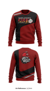 Nash Central Fire Academy Crew Neck Sweatshirt - 2LzAH4