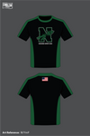 Nashoba Wrestling Short-Sleeve Hybrid Performance Shirt - f87YmP