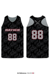 Natick Field Hockey Women's Reversible Pinnie - Racerback - 9UL5S9