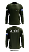 Nevut Store 1 - Long-Sleeve Hybrid Performance Shirt - 6uFgzy