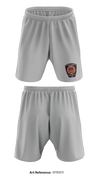 New Milford Fire Company 2 Athletic Shorts with pockets -qYe2cV