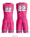 Niña Fresas Basketball Uniform - PLfeGS