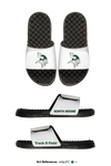 North Boone Track & Field Slide Sandals - w4p2FC