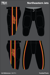 Northeastern Jets Football Pants - k8UYFn