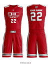 OLH Team Impact Women's Reversible Basketball Uniform - EJKMzG & vQG7WT