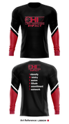 OLH Team Impact Long-Sleeve Hybrid Shooting Shirt - L3bBgw