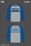 Olentangy Liberty Hockey Long-Sleeve Hybrid Performance Shirt - dfpcj4