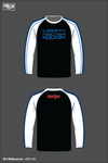Olentangy Liberty Hockey Long-Sleeve Hybrid Performance Shirt - eKEm3b