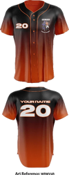 Orioles Reload Full Button Baseball Jersey - wRwv5R