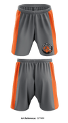 Palmetto Colts Athletic Shorts with pockets -zzTmB9