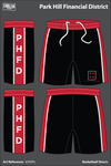 Park Hill Financial District Athletic Shorts - kS4DPc