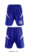 Peachtree Ridge Athletic Shorts with pockets - TGzjja