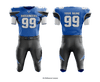 Pittsburgh Buccaneers Football Uniform -W92bWF