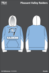 Pleasant Valley Raiders Hoodie - 4UAAM8