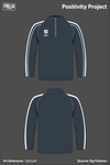 Positivity Project Quarter Zip - Qq9JpM