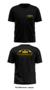 Powerhouse Electrical Services, Inc. Store 1 Short Sleeve Hybrid Performance Shirt - 6BA6z8
