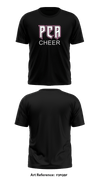 Premier Cheerleading Allstars Store 1 Short-Sleeve Hybrid Performance Shirt - F3PQBf