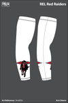 R.E.L  Red Raiders Sleeve - BmdR3U