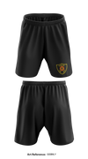 Rawlins Fire Department Athletic Shorts with pockets - gsB9Ly