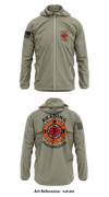 Reading Fire Department Paramedics Store 1 Windbreaker Jacket - vjPjk6