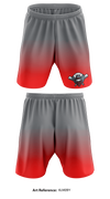 Regulators Athletic Shorts - 6LM2BY