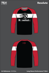 RAC Soccer Long-Sleeve Performance Shirt - MrDQtq