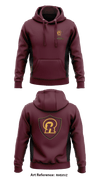 Richmond wrestling club Hoodie - rhSXVz