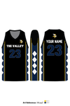River Valley Middle School Basketball Jersey - X9LayZ