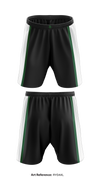 Rocks DYA Travel Basketball Reversible Shorts - RydaXL & H55Jfp