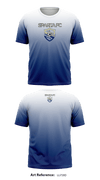 Sparta F.C. Short-Sleeve Hybrid Performance Shirt - LU7s9D