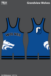Grandview Wolves Men's Singlet - SdM7Qe