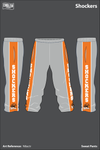 Shockers Track Pants - N8actr