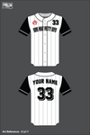 Some What Pretty Boys Full Button Baseball Jersey - dEgK7f