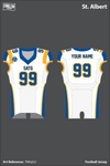 St. Albert Football Jersey - P6KqU2