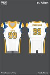 St. Albert Football Jersey - a7PuGp