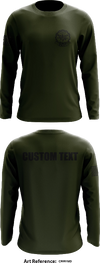 St. Charles County Regional SWAT Long-Sleeve Hybrid Performance Shirt - cRRyMD