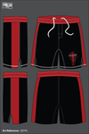 St. Mary's Heavy Fight Shorts - XjVYfe